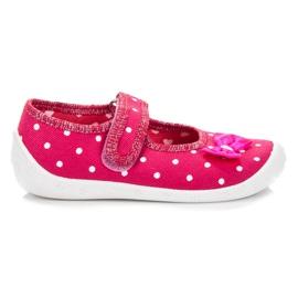 Reweks Cipele od domaćeg graška ružičasta