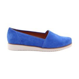 Cipele Badura plave plava