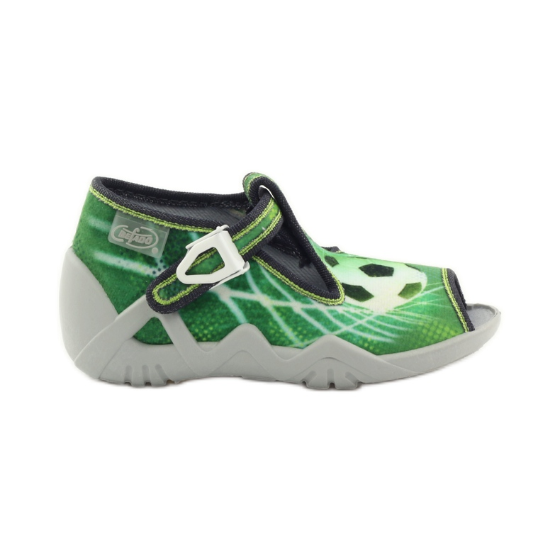 Befado dječje cipele papuče 217p093 zelena