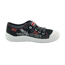 Dječaci papuče dječaci Befado 251y091 crno
