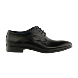 Crna Čizme papuče Badura 7589
