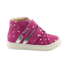 Cipele za djevojke u Bartuś zvijezdama
