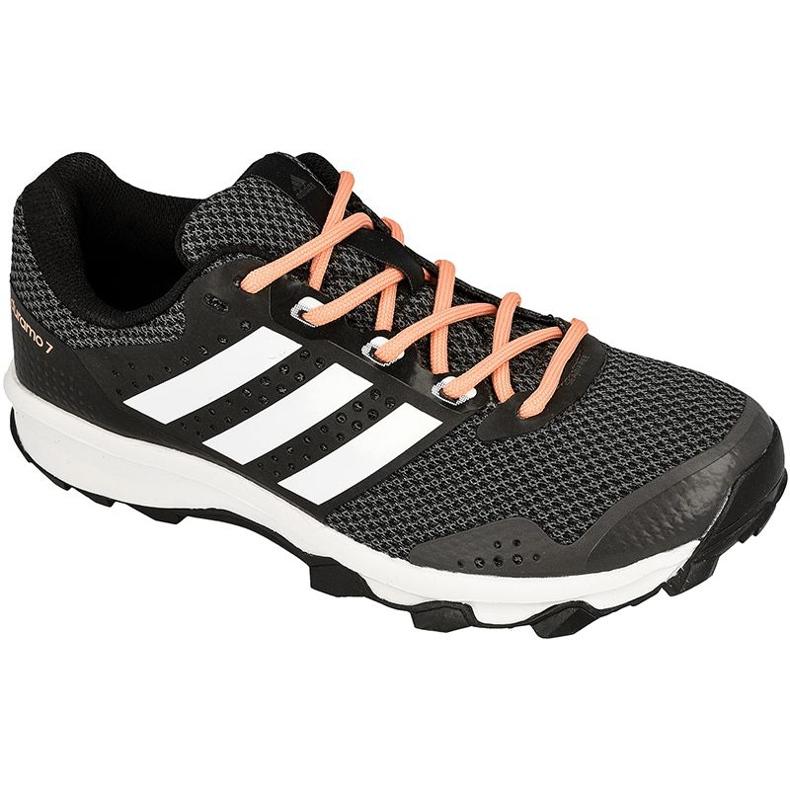 Tenisice za trčanje adidas Duramo 7 Trail W crna