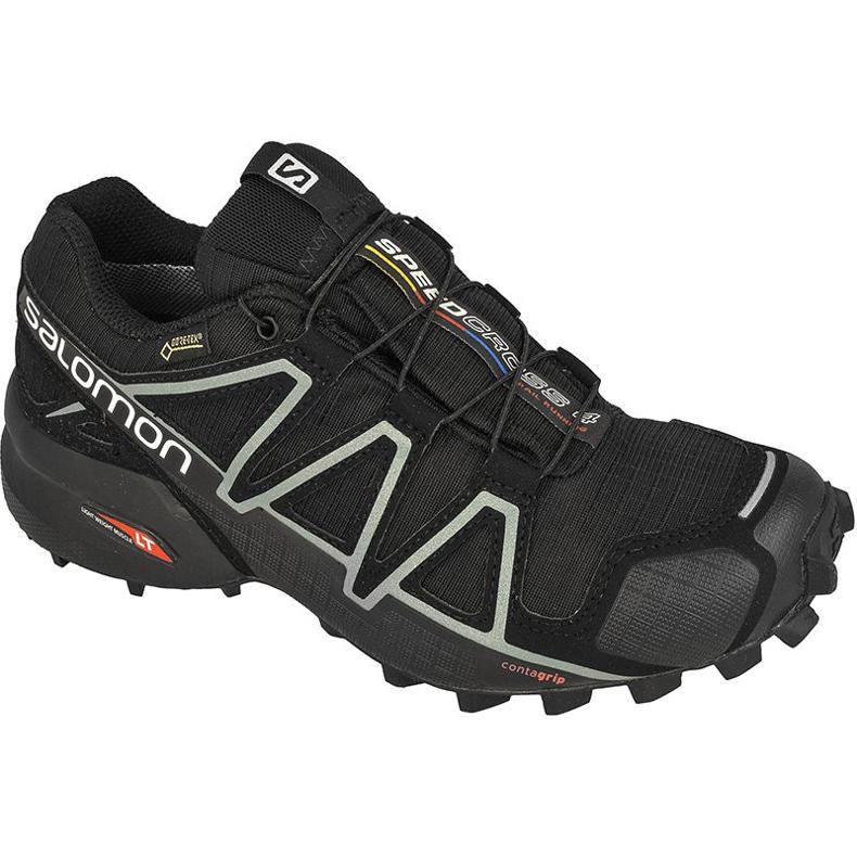 Tenisice za trčanje Salomon Speedcross 4 GTX W L38318700 crna