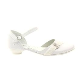 Ljubazno balerinke Pričest Miko 714 bijelo bijela
