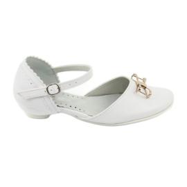 Örömmel balerina cipő Miko 707 fehér