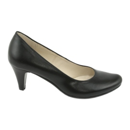 Crna Poslovne cipele Gregors 465 crne