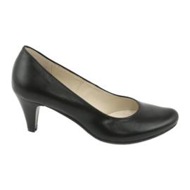 Gregors 465 üzleti cipő fekete
