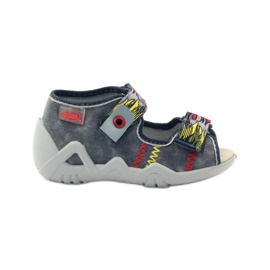 Befado dječje cipele papuče sandale 350P073 siva