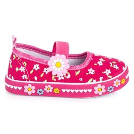 American Club Cipele za vrtić ružičasta