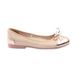 American Club Ballerinas cipő amerikai íjjal