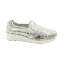 Slipony Filippo 204 kožne sportske cipele