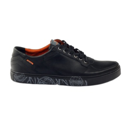 Férfi sportcipő Badura 3361 fekete