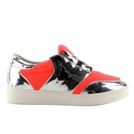 Narančasta Sportske cipele neonsko ogledalo GQ2336 Narančasto