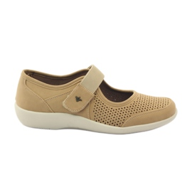 Super udobne cipele od Aloeloe smeđ