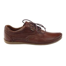 Barna Riko férfi alkalmi cipő 844