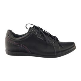 Crna Riko muške sportske cipele 776
