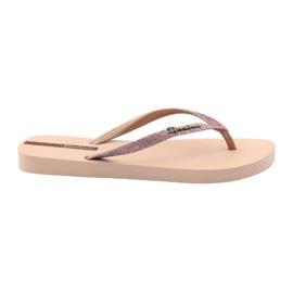 Roze Flip flops Ipanema 81739 pink