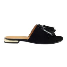 Flip flops Badura 5133 fekete