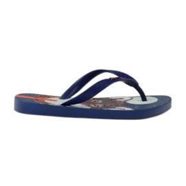 Flip flops s Ipanema vunenim tamnoplavim