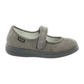 Befado ženske cipele pu 462D001 siva