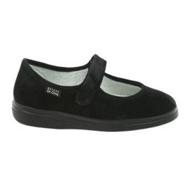 Fekete Befado női cipő pu 462D002