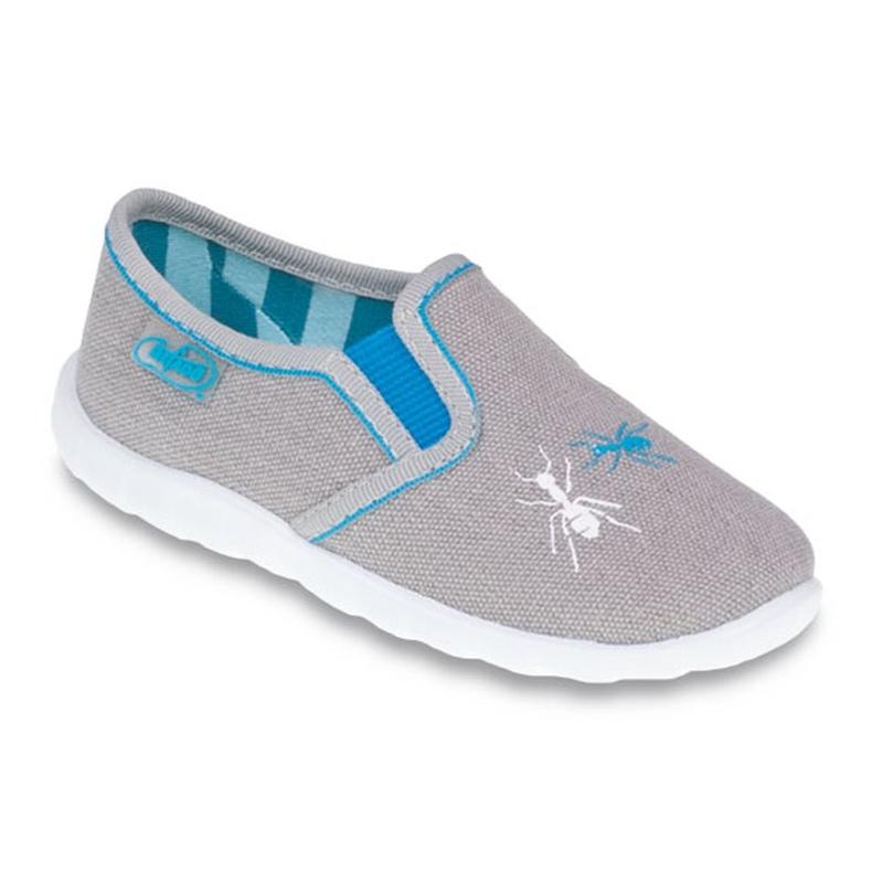 Dječje cipele Befado 471P010 siva