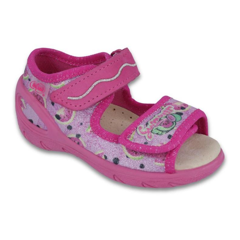 Befado pu 433P030 dječja obuća ružičasta