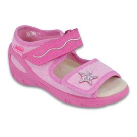 Befado pu 433P032 dječje cipele ružičasta