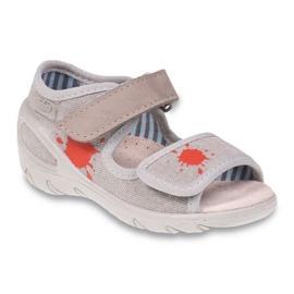 Befado dječje cipele pu 433P009 smeđa