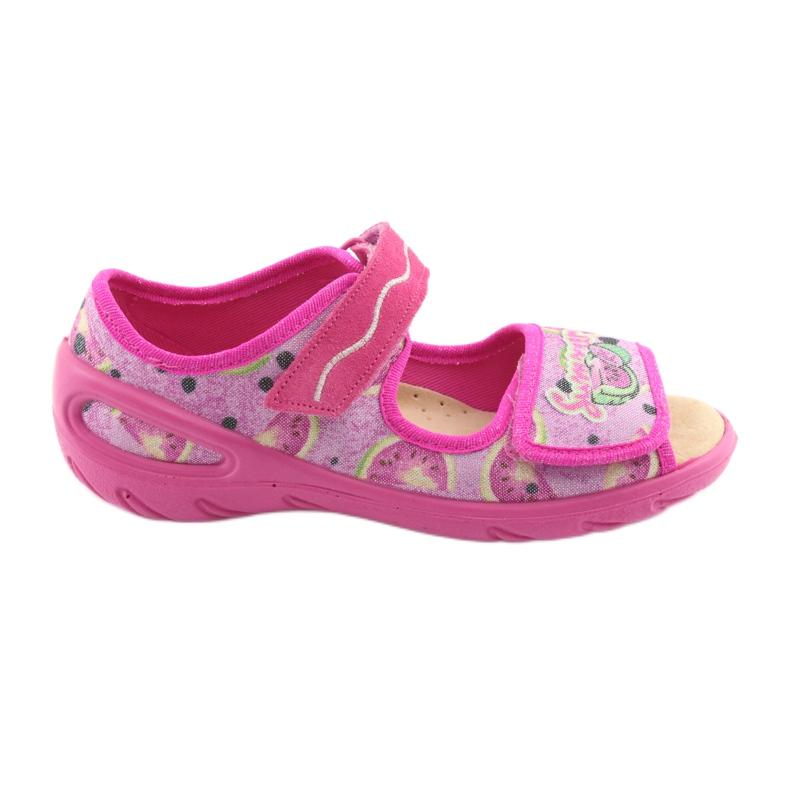 Befado dječje cipele pu 433X030 ružičasta