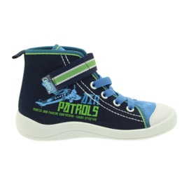 Befado dječje cipele 268X066 mornarsko plava