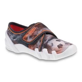 Dječje cipele Befado 273X225 siva naranča