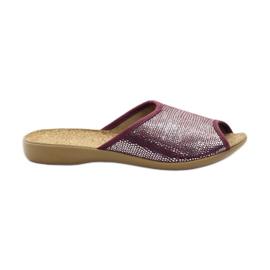 Befado ženske cipele pu c 254D072 purpurna boja