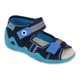 Dječje cipele Befado 250P074 mornarsko plava
