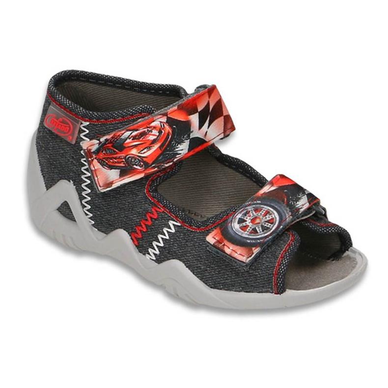 Dječje cipele Befado 250P055 siva