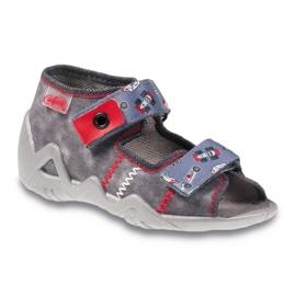 Dječje cipele Befado 250P067 siva