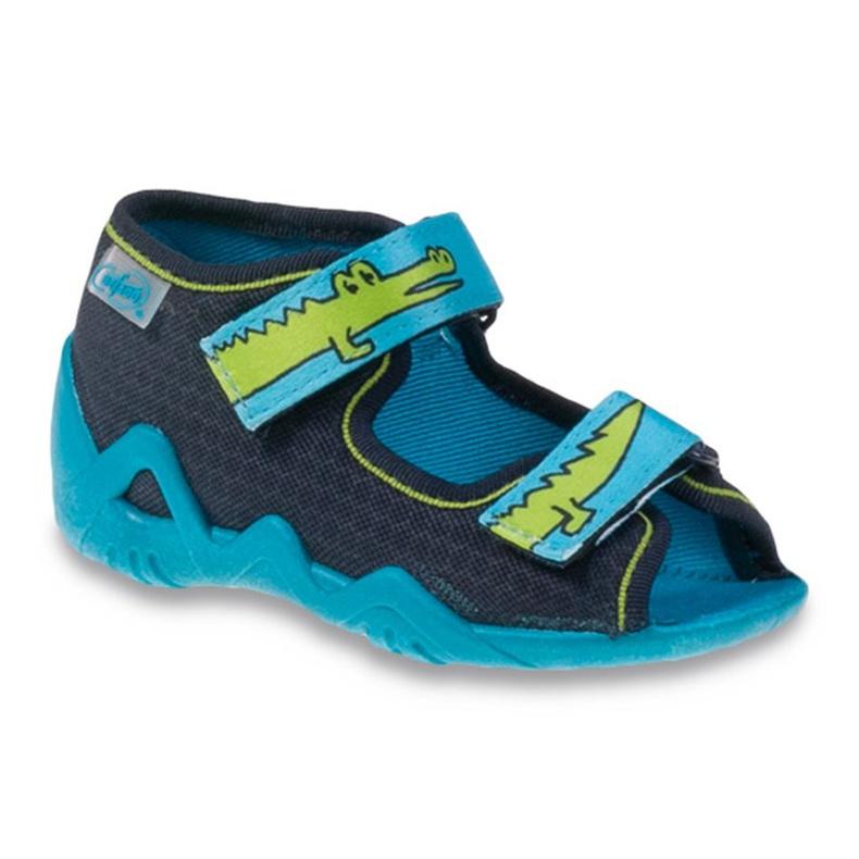 Dječje cipele Befado 250P068 mornarsko plava