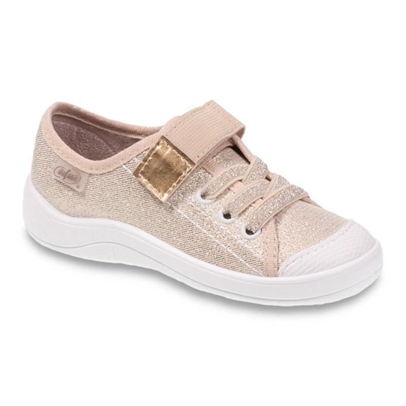 Befado dječje cipele 251Q071 raznobojna zlatna