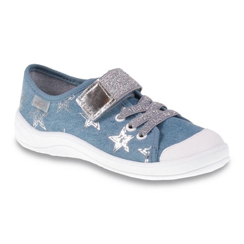 Dječje cipele Befado 251Q094 siva plava