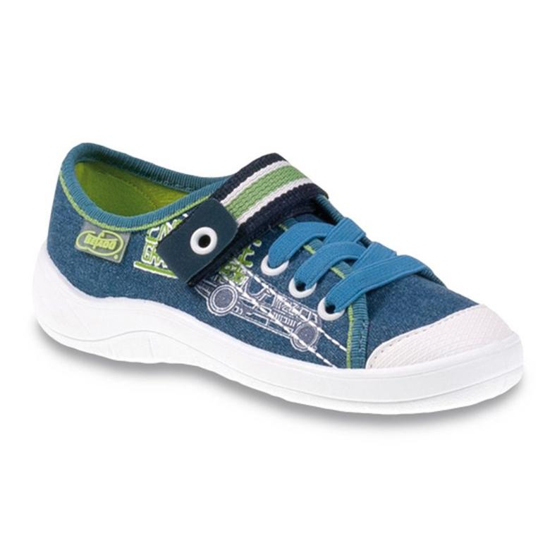 Dječje cipele Befado 251X093 plava