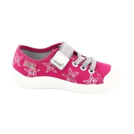 Dječje cipele Befado 251X096 ružičasta siva