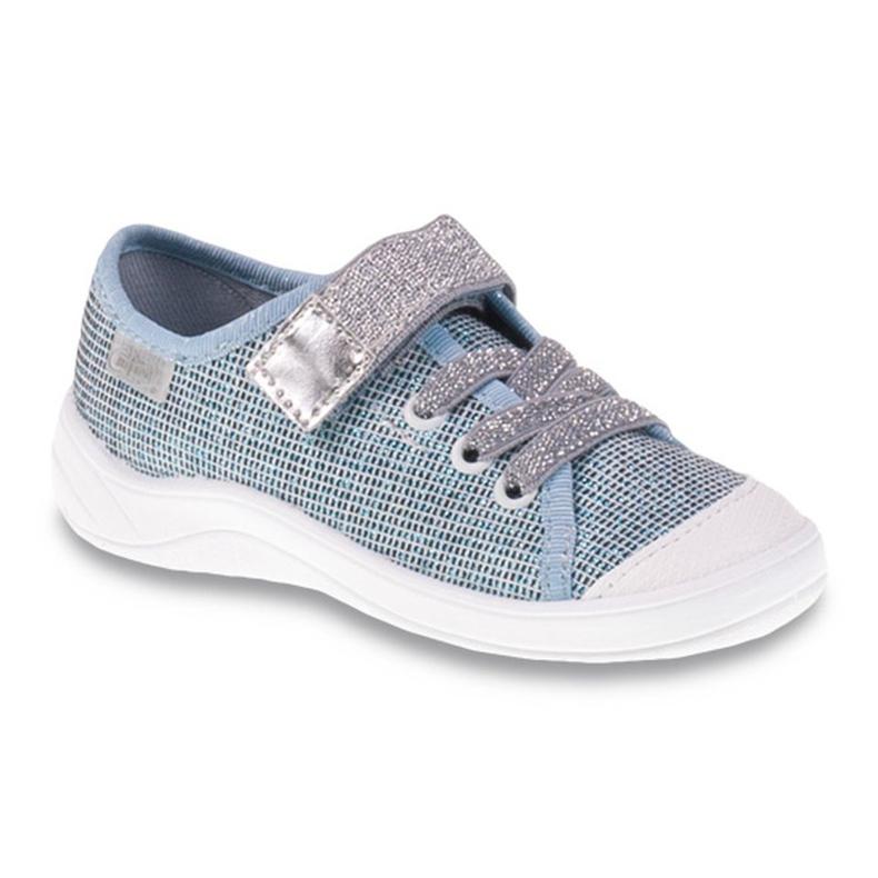 Dječje cipele Befado 251X097 siva plava