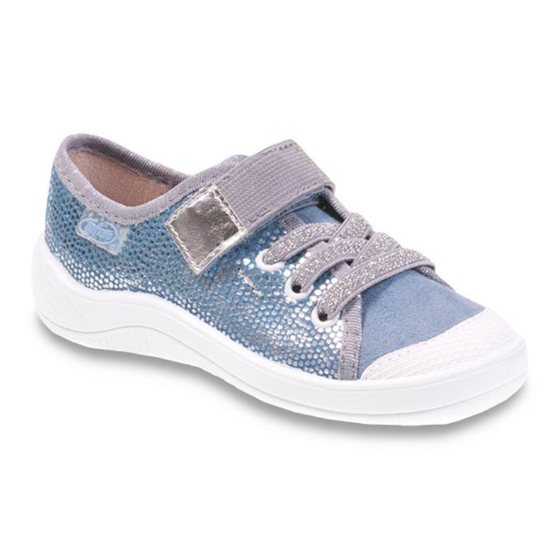 Dječje cipele Befado 251Y088 siva plava