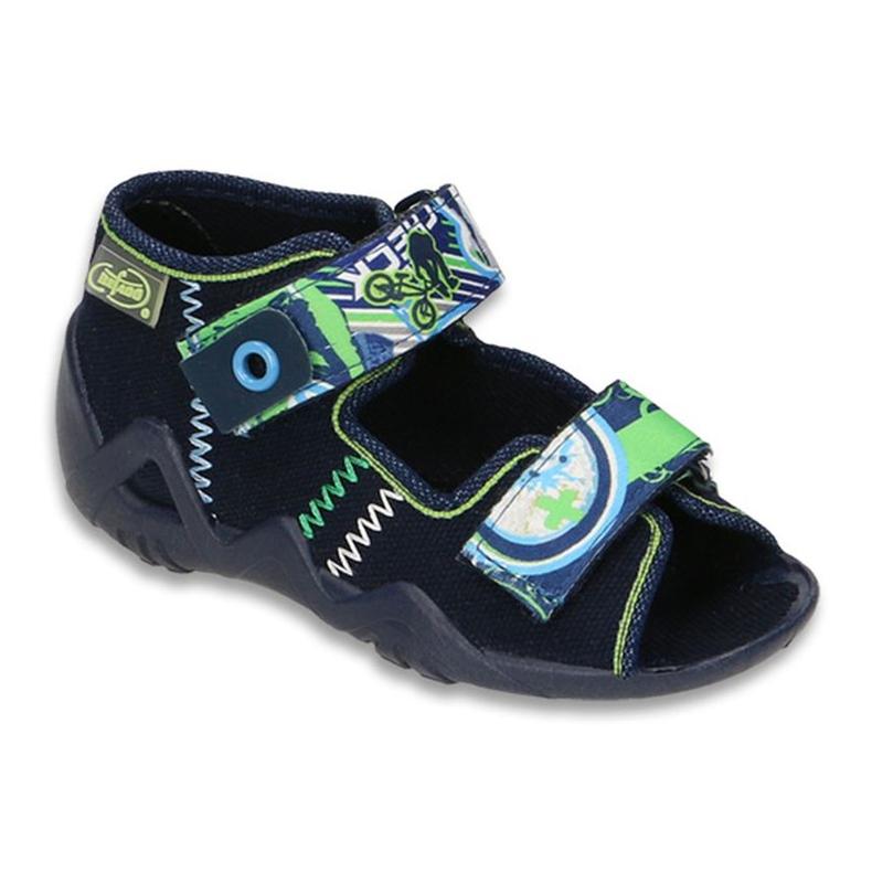 Dječje cipele Befado 250P058 mornarsko plava