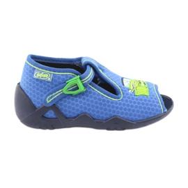 Kék Befado gyermekcipő 217P094
