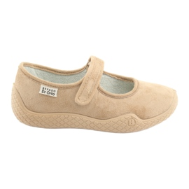 Befado ženske cipele pu - mlade 197D004 smeđ