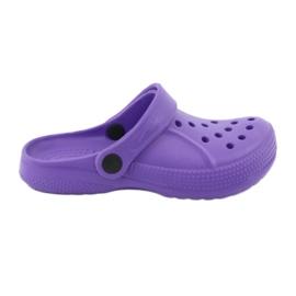 Purpurna boja Ostala dječja obuća Befado - ljubičasta 159Y002