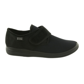 Fekete Befado férfi cipő pu 131M003