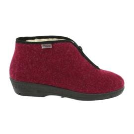 Befado ženske cipele pu 041D050 smeđ